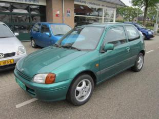 Toyota Starlet 1.3 16v.