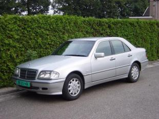 Mercedes C 200 CDI Elegance.