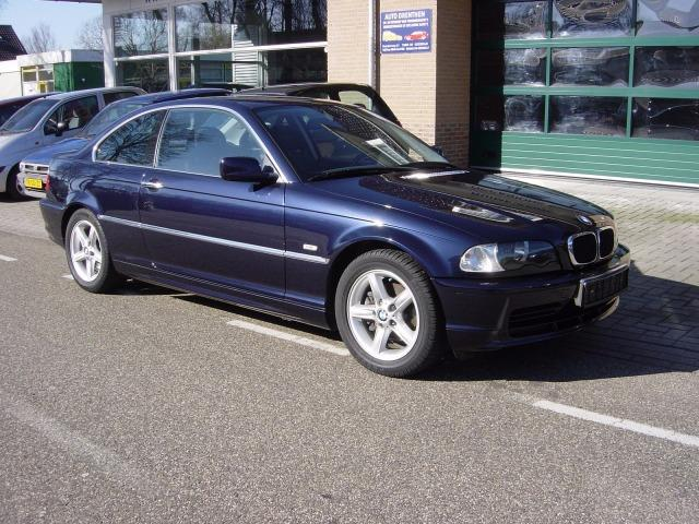Bmw 318 Coupe Executive.