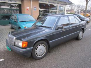 Mercedes 190 2.5 Diesel.